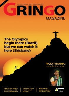 Cover Christ Redeemer- Magazine Fifth issue