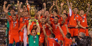 Chile beats Argentina again on the final and become Champion for the second year