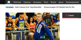 Athlete from New Zealand reported kidnap in Rio de Janeiro