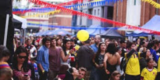 Colombian Street Festival happens this Saturday