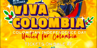 A culture full day at the Colombian Independence Day Festival