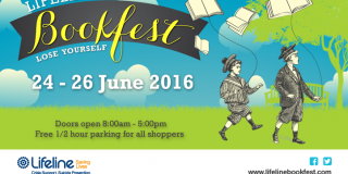 The Bookfest brings over 10,000 books in more than 25 different genres